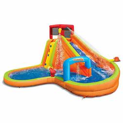 Banzai Lazy River Inflatable Outdoor Adventure Water Park Sl