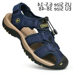 Men's Athletic Adventurous Summer Outdoor Sport Sandals Slid