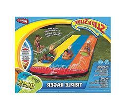 Mozlly Multipack - Wham-O Slip N' Slide Triple Racer with 3