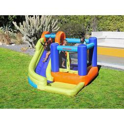 Sportspower My 1st Jump 'n Slide Bounce House with Slide Eas
