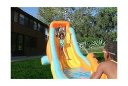 Sportspower My First Inflatable Water Slide - Heavy-Duty Out
