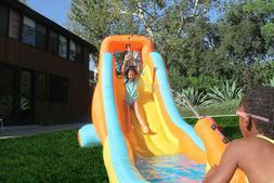 Sportspower My First Inflatable Water Slide Water Cannon Spl