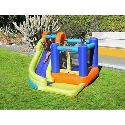 Sportspower My First Jump N' Slide Bounce House Water Park W