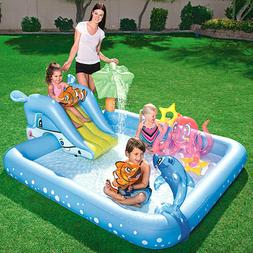 New Children's Water Slides Inflatables For Kids Water Park