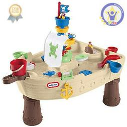 New Little Tikes Anchors Away Pirate Ship Water Play Table