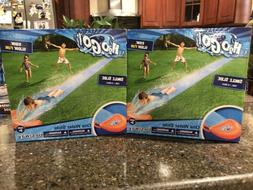 New Lot Of 2 Bestway H20 Go Inflatable Lawn Water Slide Sing