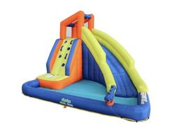 New My First Waterslide Splash and Slide inflatable Water Pa