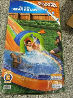 NEW ❤ Banzai Pipeline Water Park With Water Slide Outdoor