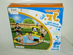 NEW Banzai Jr Pirate Alley Adventure Pool Shield Sword Toy K