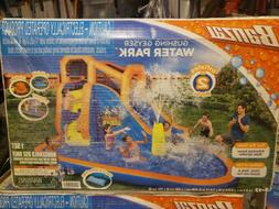 **NEW SHIPS ASAP** Banzai Gushing Geyser Inflatable Water Pa