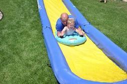NEW Rave Sports 02443 Backyard Setting Turbo Chute Water Sli