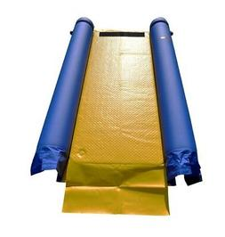 NEW Rave Sports 02444 Turbo Chute Water Slide 6'  Slippery S