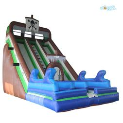 Outdoor Inflatable Recreation <font><b>Slide</b></font> PVC