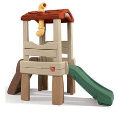 Outdoor Play Step2 Lookout Treehouse Kids Outdoor Playset Cl