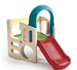 Outdoor Play Step2 Panda Climber Outdoor Playset with Slide