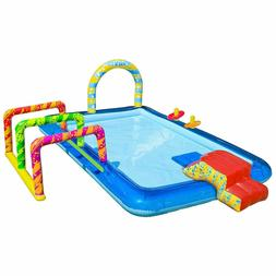 Outdoor Summer Fun for Kids Party Water Park Center Inflatab