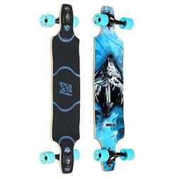 "DB Longboards Paradigm 38"" Drop Through Drop Deck Longboard"