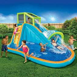 Banzai Pipeline Water Park (Inflatable Water Slide With Pool