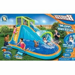 Banzai Pipeline Water Park Inflatable Water Slide