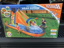 BANZAI Pipeline Water Park with Water Slide - Outdoor Kids S