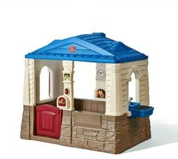 Playhouse Cottage Toddlers Kids Children Play Outdoor Backya