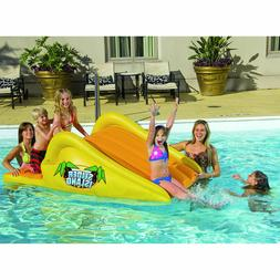 Pool Slide Water Slides For Backyard Inflatable Floating Out