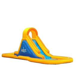 Portable Yellow/ Golds Spray and Splash-2 Kids Bounce House