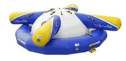 Aquaglide 58-5215118 Rockit Jr 4-Person Inflatable Circular