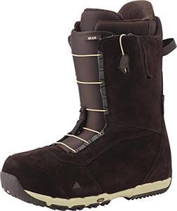 Burton Ruler Leather Snowboard Boots Brown Sz 10