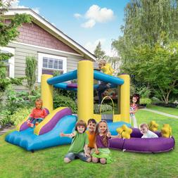 Safety Water Pool Inflatable Bounce House Kids Jump Castle S