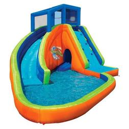 Banzai Sidewinder Falls 15 Foot Inflatable Waterpark Water S