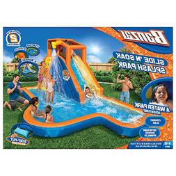 Banzai Slide 'N Soak Splash Park Constant Air Water Slide