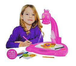 Little Treasures Smart Projector Painting 3-in-1 art set for