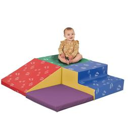 ECR4Kids SoftZone Little Me Foam Corner Climber - Indoor Act