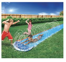 "Banzai Speed Blast Water Slide, Summer Toys, Vinyl, 28"" W x"