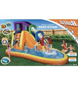 BANZAI Speed Slide Water Park