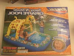 Banzai Spray 'N Shade Giraffe Pool