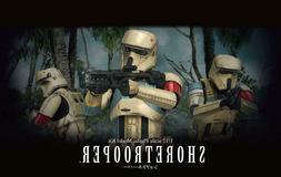 star wars plastic model kit