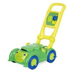 Sunny Patch Snappy Turtle Lawn Mower Pretend Play Toy for Ki