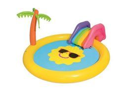 Sunnyland Splash Play Center Inflatable Kiddie Pool Water Sl
