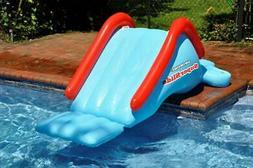 SuperSlide Inflatable Water Slide - Pool Toys