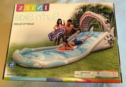 surf n slide inflatable play center