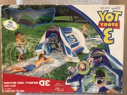 TOY STORY 3 INFINITY AND BEYOND 3D WATER SLIDE