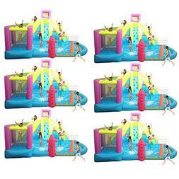 Kahuna Twin Peaks Outdoor Inflatable Backyard Kiddie Pool &