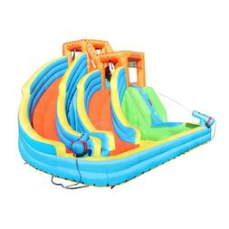 Sportspower Twin Peaks Splash and Slide Kids Toy Inflatable