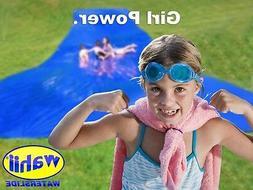 wahii water slide 75ft water slide