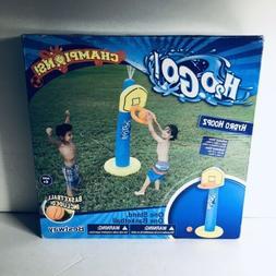 Water Basketball Sprinkler Summertime Fun