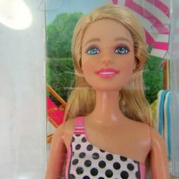 Mattel water play barbie 2014 in box