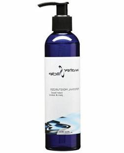 Earthly Body Water Slide Water Based Personal Lubricant, 8 O