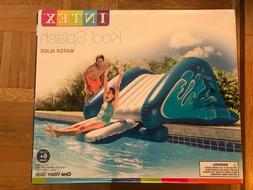 💦Intex Water Slide, Inflatable Play Center, 131 X 81 X 46